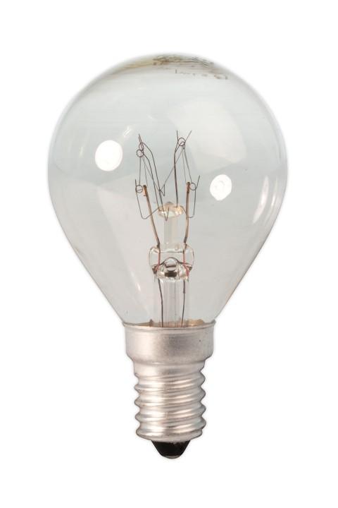 Kogellamp Nostalgic Classic 240V 10W helder glas