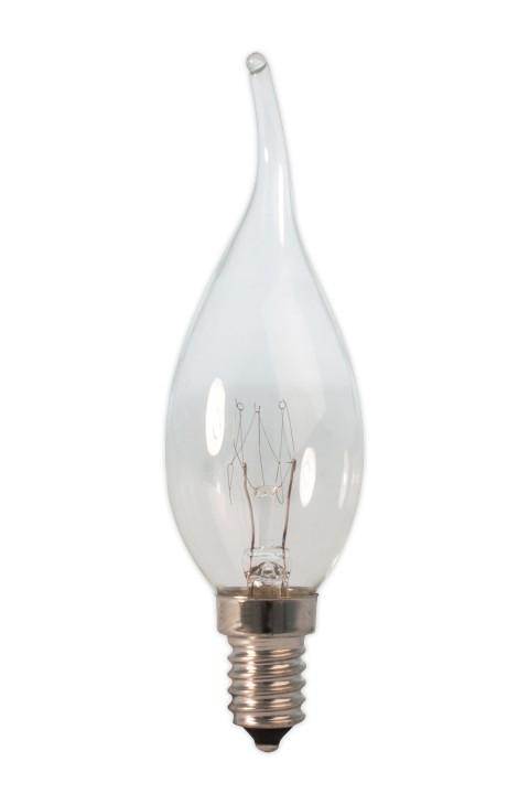 Tipkaarslamp Nostalgic Classic 240V 10W helder glas