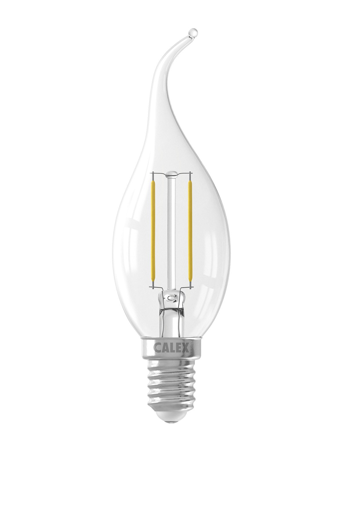 LED filament tipkaarslamp 240V 2,0W
