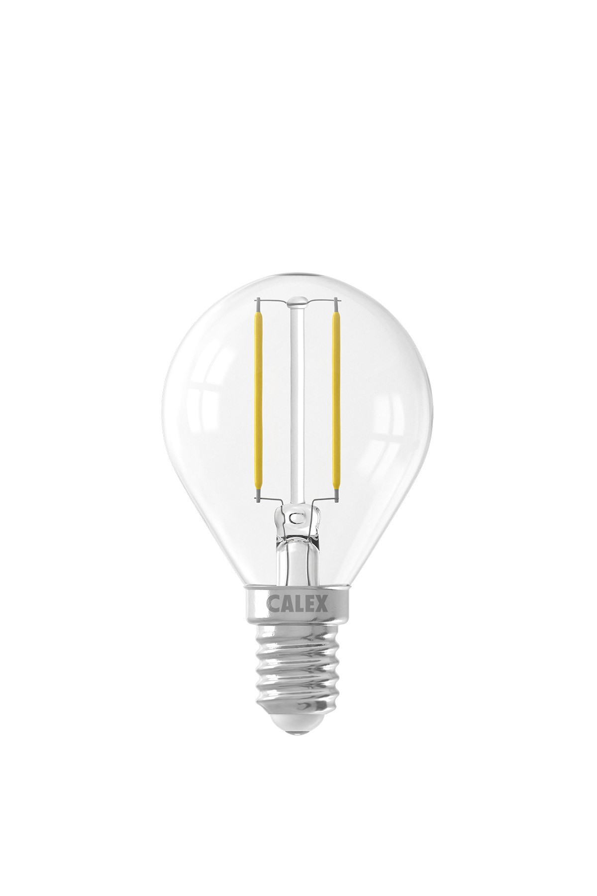 LED filament kogellamp 240V 2,0W