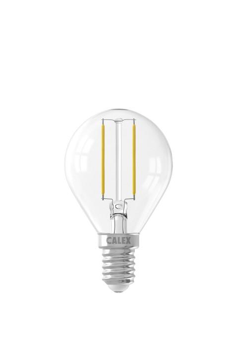 LED filament kogellamp 240V 2,0W
