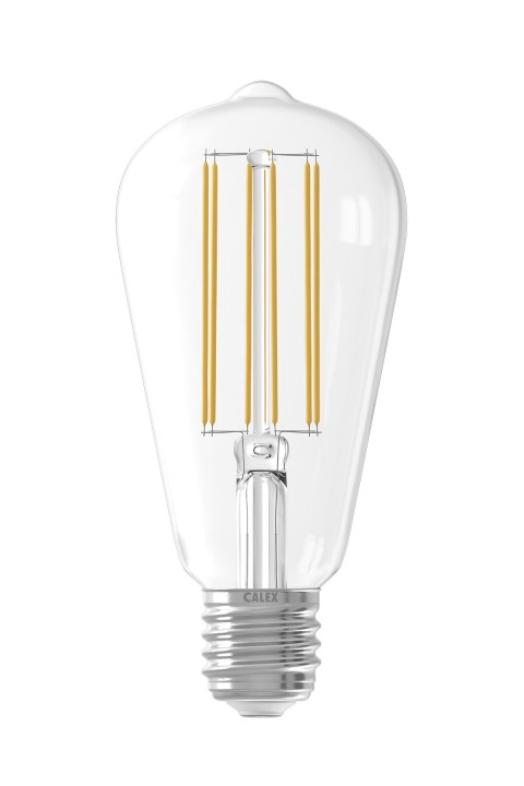 Filament LED Dimmable Rustic Lamps 240V 4,0W