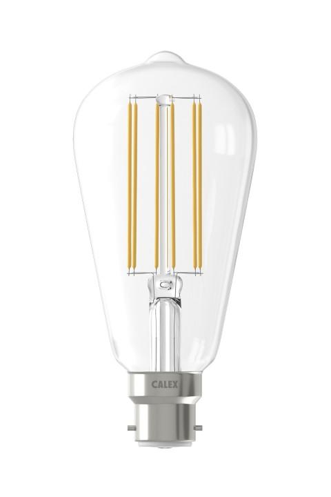 LED filament rustieke lamp dimbaar 240V 4,0W