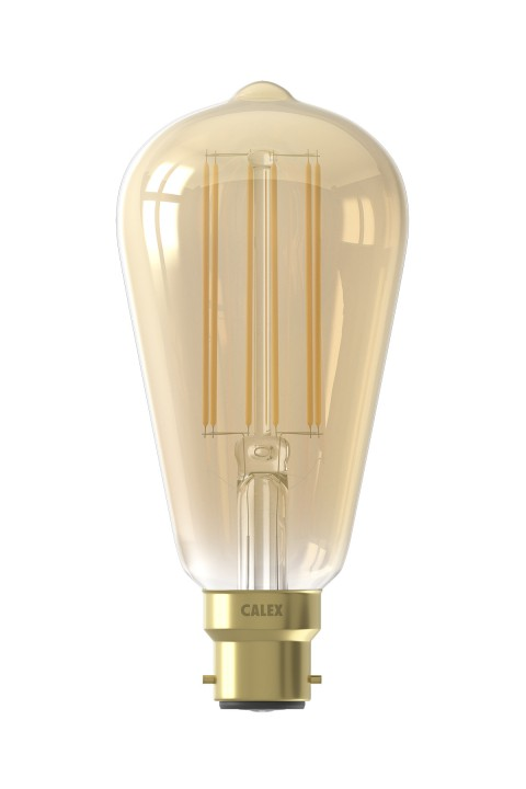 Filament LED Dimmable Rustic Lamps 220-240V 4,0W