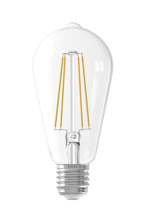 Filament LED Dimmable Rustic Lamps 240V 6,0W