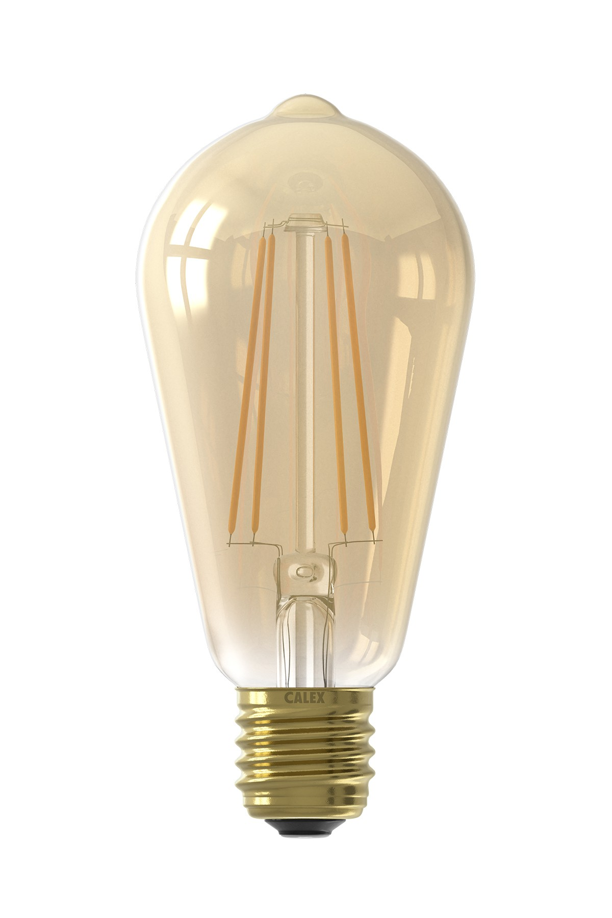 LED filament rustieke lamp dimbaar 240V 6,0W
