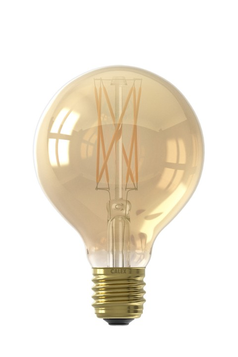 Filament LED Dimmable Globe Lamps 220-240V 4,0W