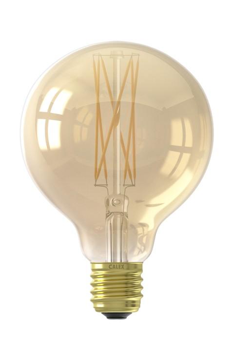 LED filament globelamp dimbaar 220-240V 4,0W
