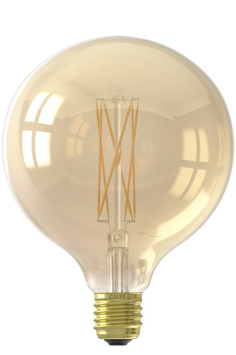 Filament LED Dimmable Globe Lamps 240V 4,0W