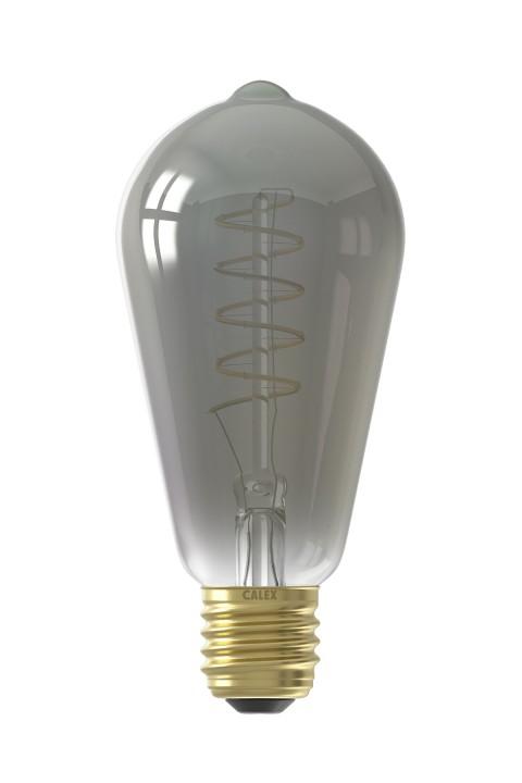 Rustiek led lamp 4W 100lm 2100K Dimbaar