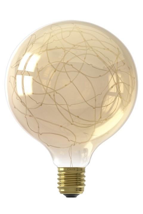 Calex Stars LED Globelamp
