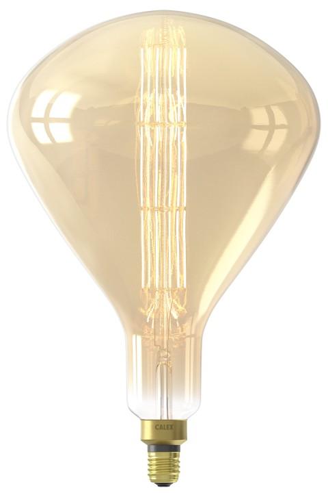 Sydney Gold Led Lamp 8W 800lm 2200K Dimbaar