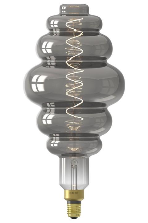 Paris Titanium LED lamp 6W 100lm 2200K Dimmable