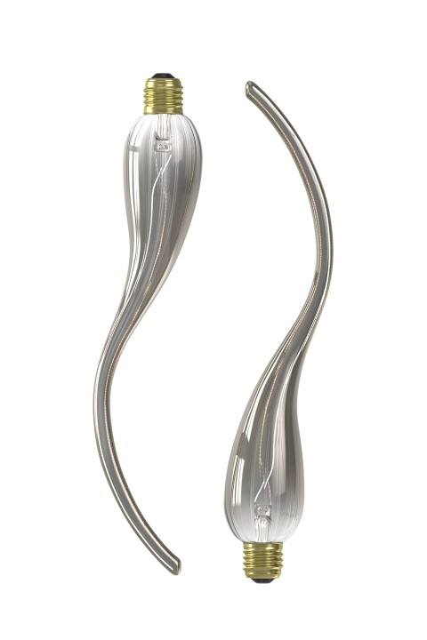 Lamda Titanium led lamp 4W 60lm 2100K Dimbaar