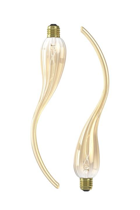 Lamda Gold led lamp 4W 140lm 2100K Dimbaar