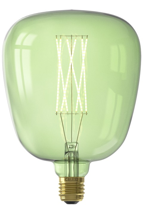 Kiruna Emerald Green led lamp 4W 200lm 2200K Dimbaar