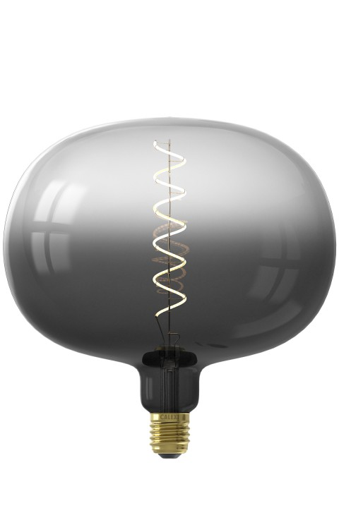 Boden Moonstone Black led lamp 4W 75lm 2200K Dimmable