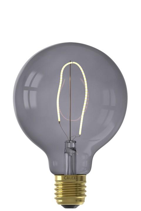 Nora G95 Topaz Grey led lamp 4W 130lm 2000K Dimbaar