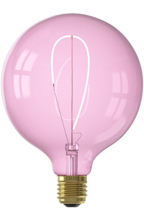 Nora G125 Quartz Pink led lamp 4W 150lm 2000K Dimbaar