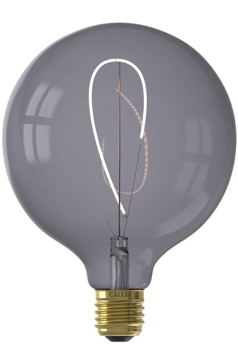 Nora G125 Topaz Grey led lamp 4W 130lm 2200K Dimbaar