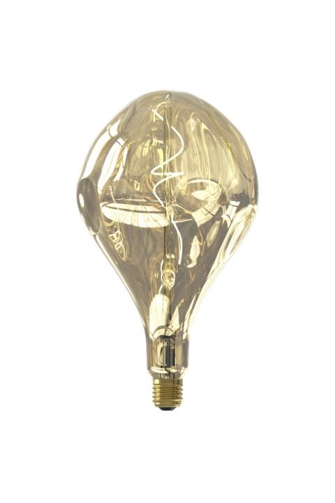 Organic Evo Champagne led lamp 6W 100lm 1800K dimbaar