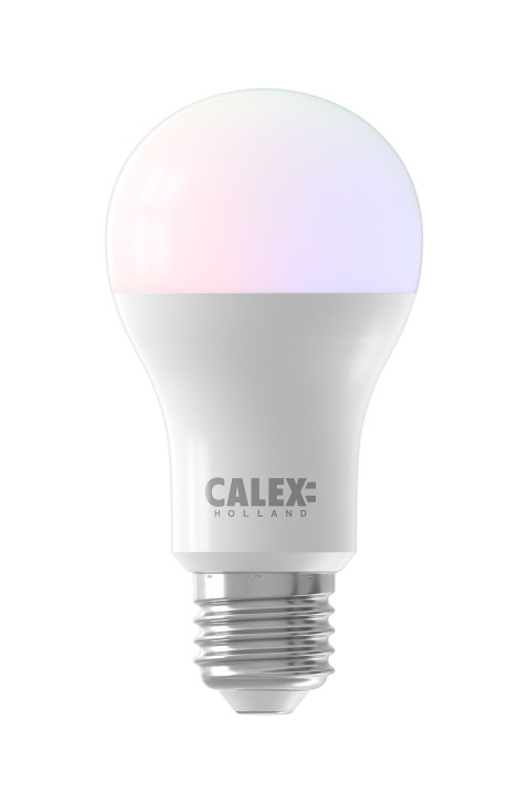 Smart RGB Standaard E27 led lamp 8,5W 806lm 2200-4000K
