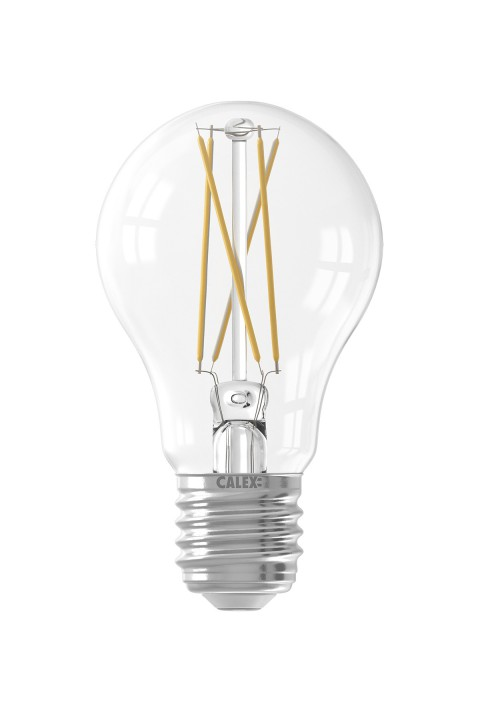 Smart Standaard E27 led lamp 7W 806lm 1800-3000K