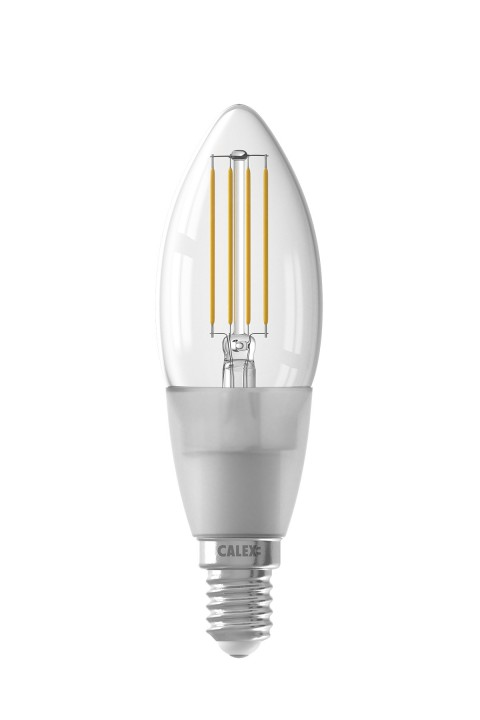 Smart Kaars led lamp 4,5W 450lm 1800-3000K
