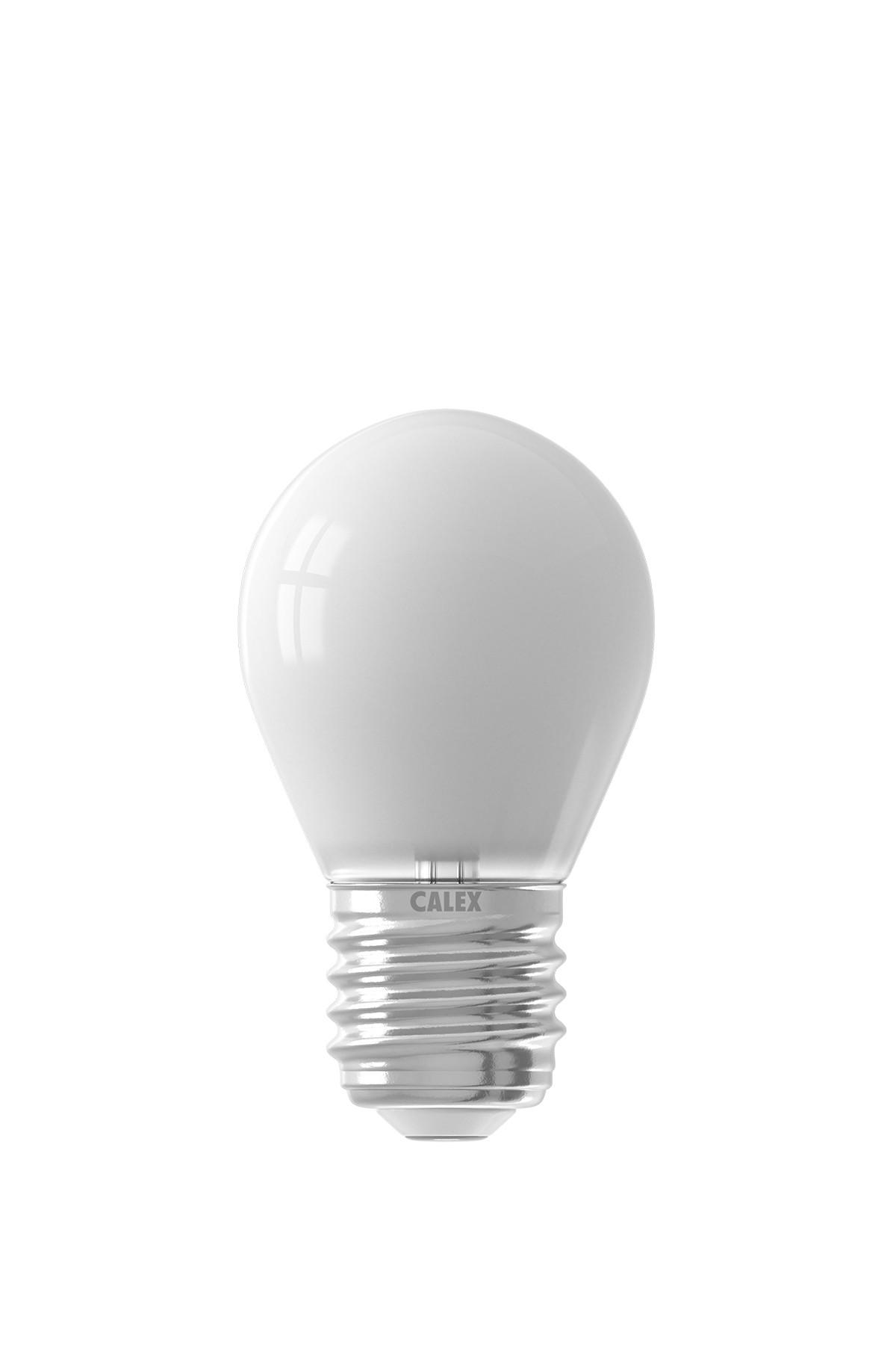 Calex Smart Kogel led lamp 4,5W 400lm 2200-4000K