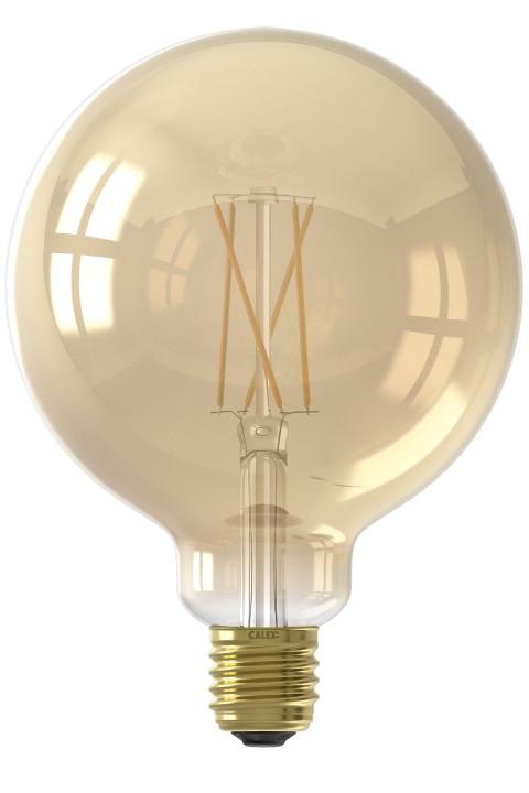 Calex Smart Globe G125 LED lamp 7W 806lm 1800-3000K