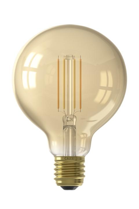 Calex Smart Globe G95 led lamp 7W 806lm 1800-3000K