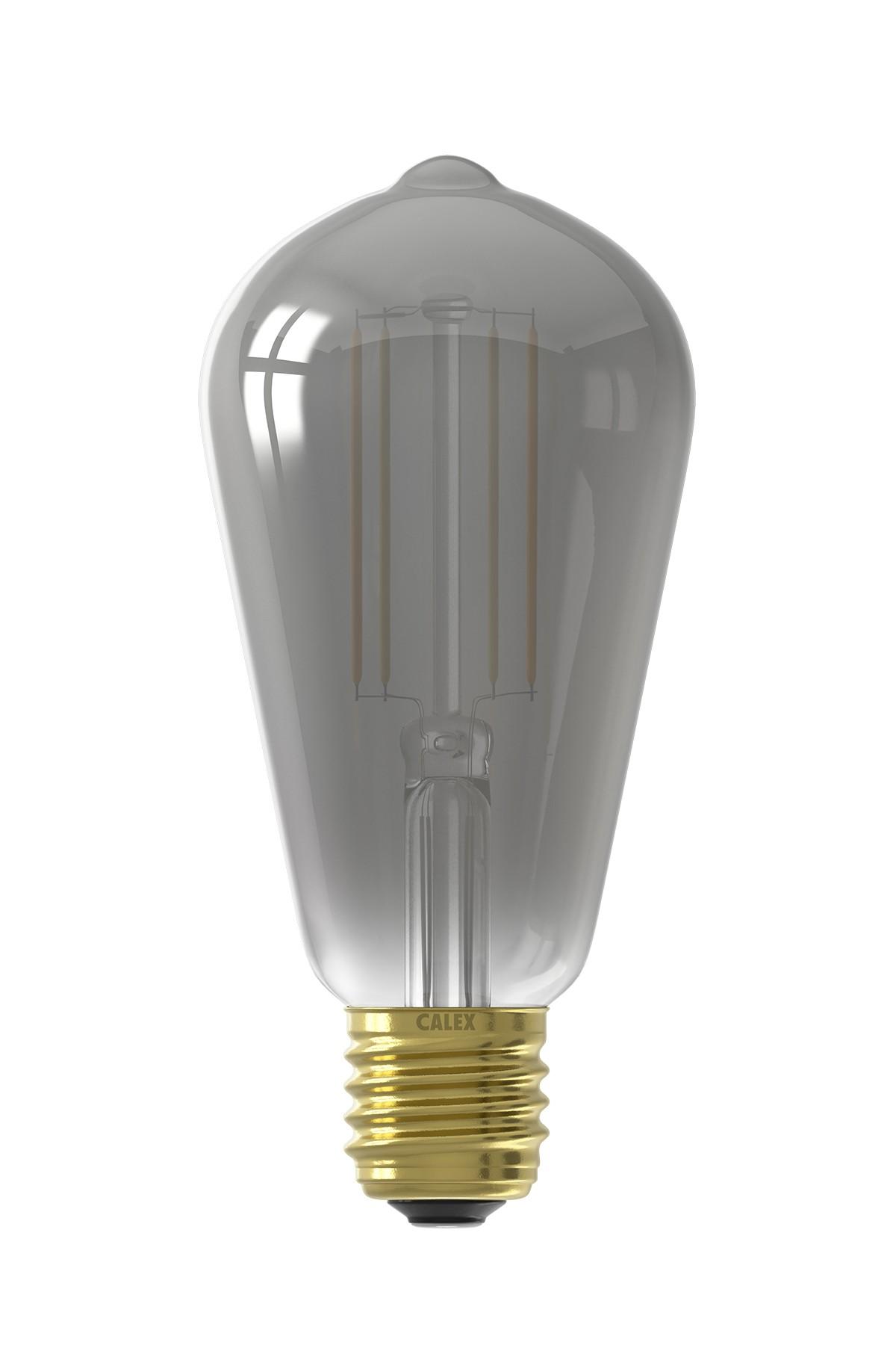 Calex Smart Rustiek led lamp 7W 400lm 1800-3000K