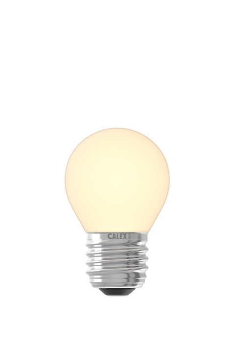 Gekleurde LED kogellamp 240V 1W