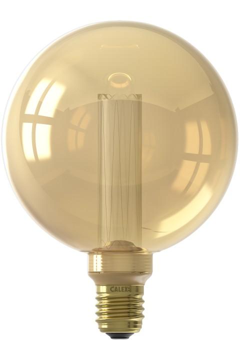Globe G125 led lamp 3,5W 120lm 1800K Dimbaar