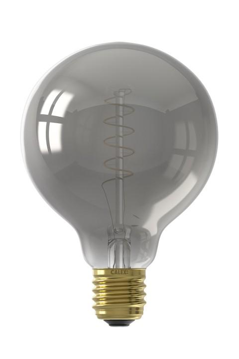 Globe G95 led lamp 4W 100lm 2100K Dimbaar