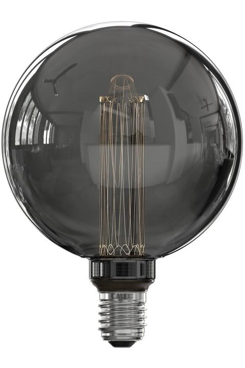 Globe G125led lamp 3,5W 40lm 2000K Titanium dimbaar