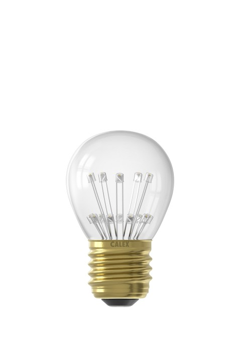 Pearl LED kogellamp 240V 1W