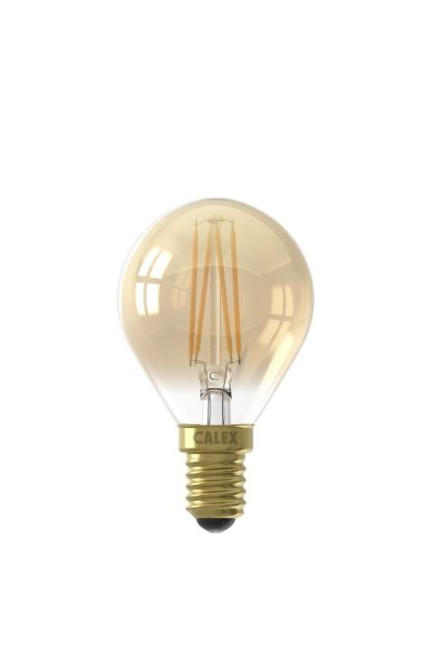 LED filament kogellamp dimbaar 240V 3,5W