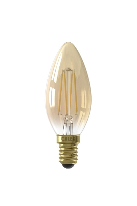 Filament LED Dimmable Candle Lamp 240V 3,5W E14