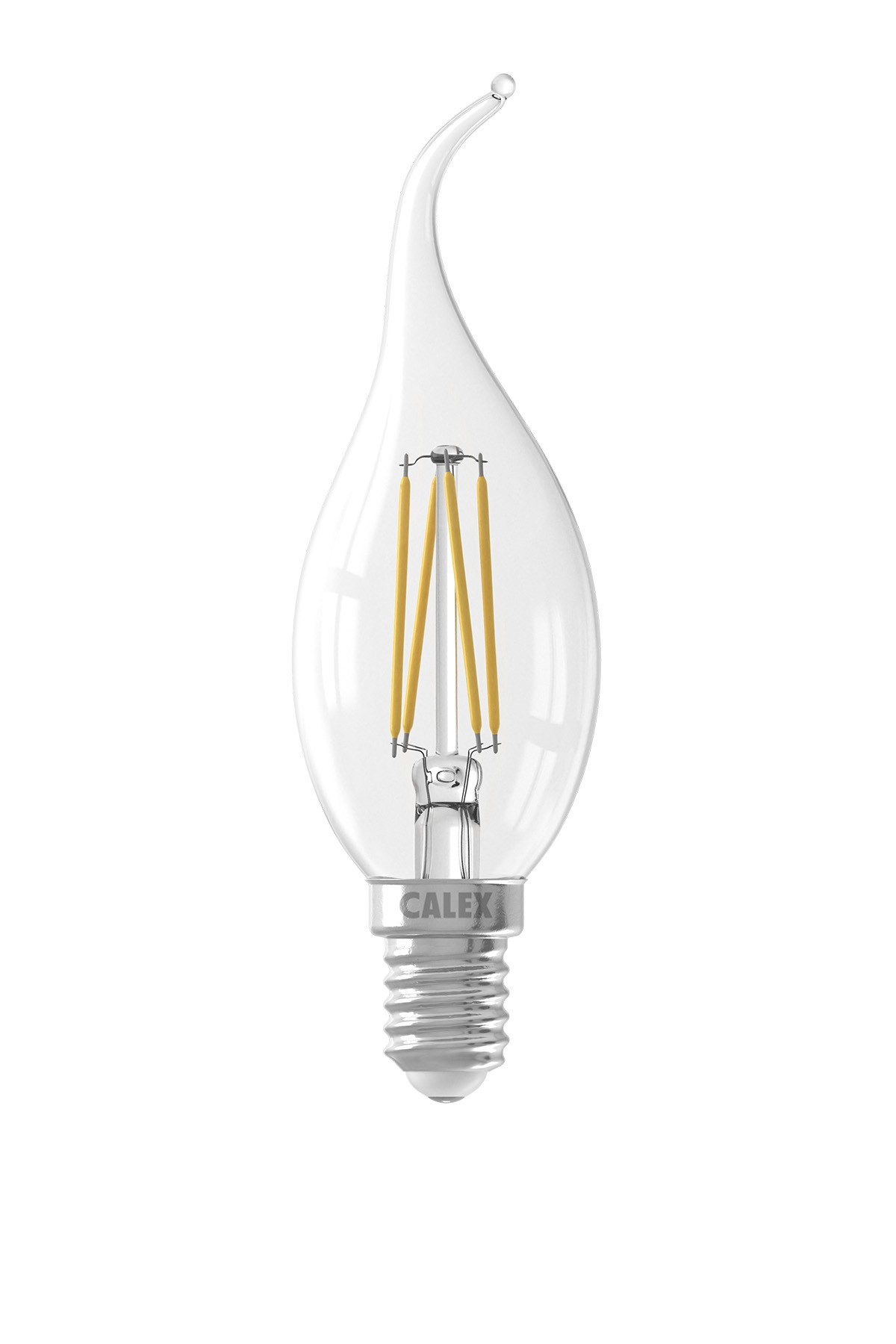 LED filament tipkaarslamp dimbaar 240V 3,5W