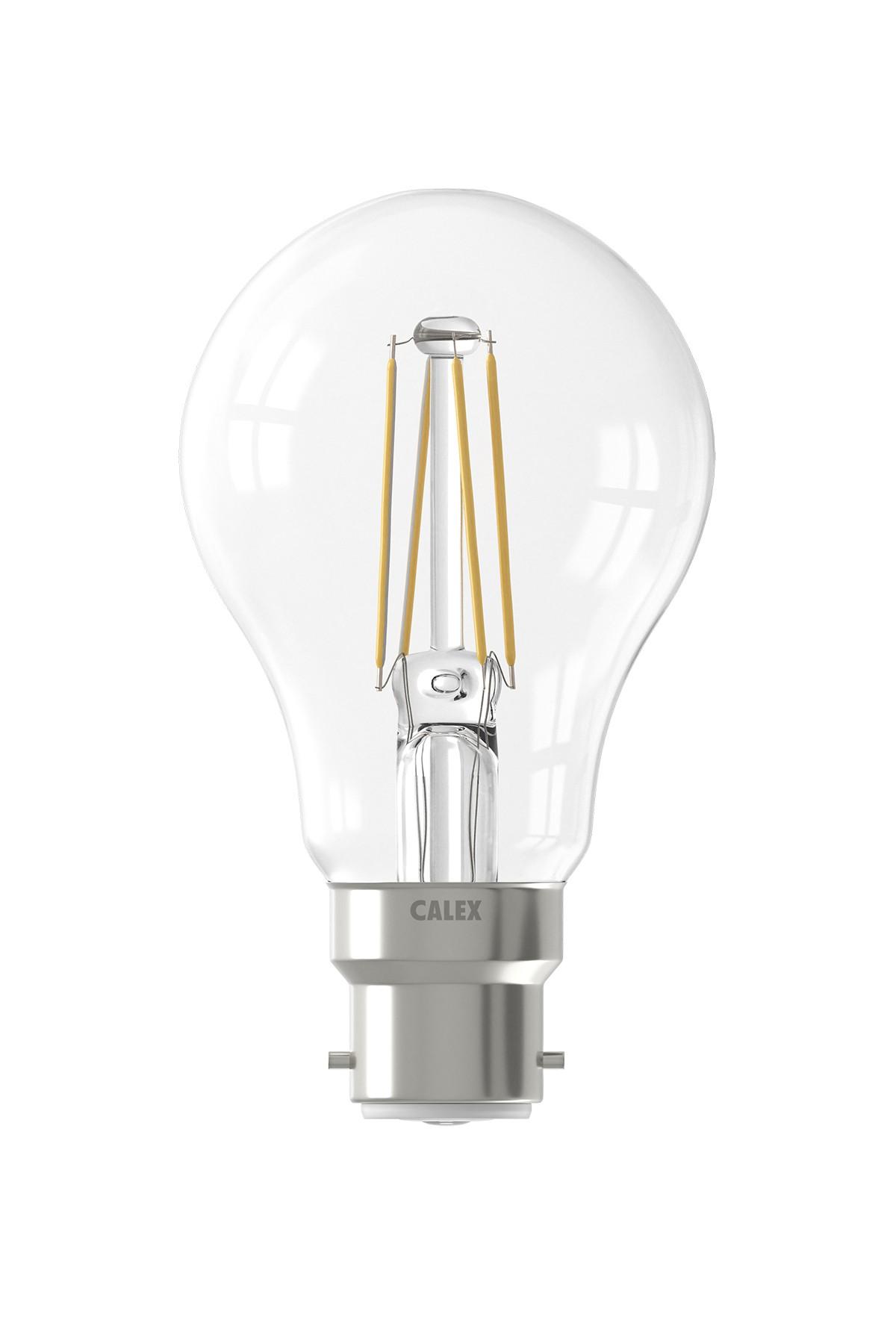 Dimmable Filament LED Standard Lamp 240V 7W B22