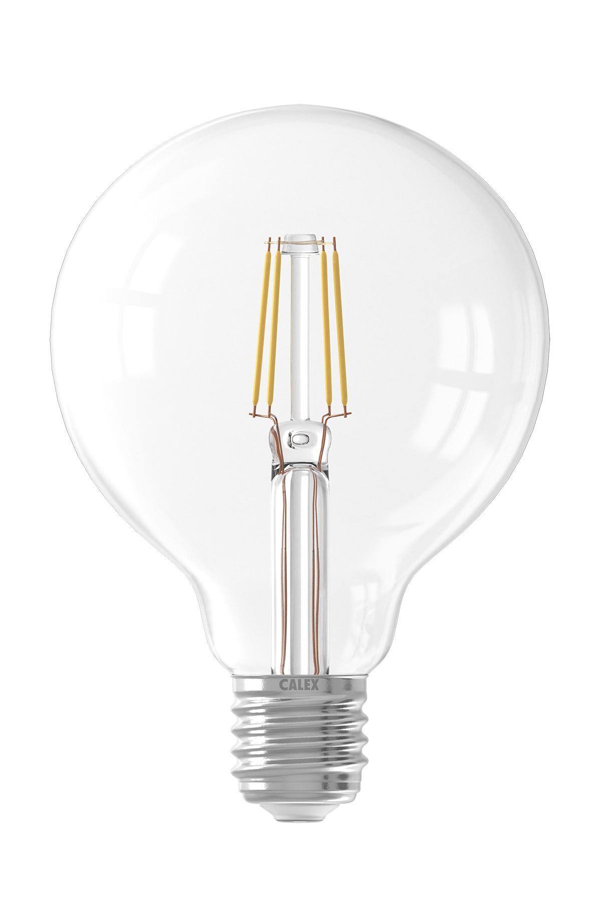 Filament LED Globe Lamp 240V 6W E27