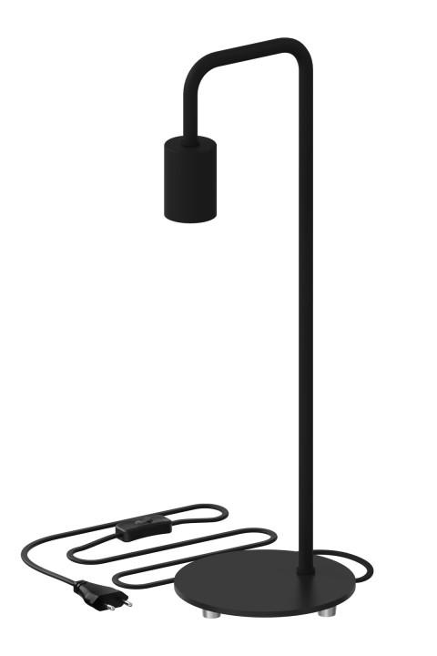 U-Line tafellamp zwart E27 -  hoogte 53 cm